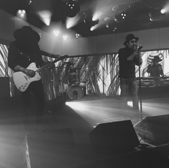 Yelawolf выступил на шоу Jimmy Kimmel Live!