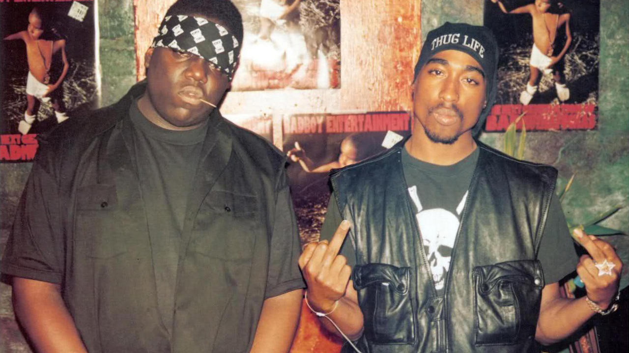 2Pac Notorious B.I.G.