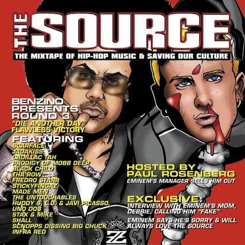 KXNG Crooked поведал новые подробности о вражде между Eminem и Benzino