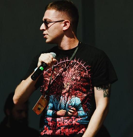 Oxxxymiron — специальный гость концертом Yelawolf в России