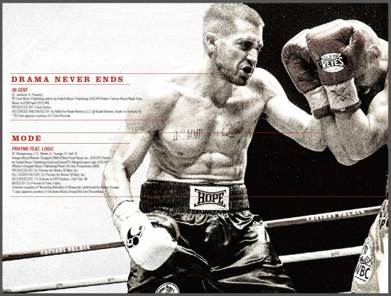 Southpaw (Music from and Inspired By the Motion Picture) Eminem 50 Cent