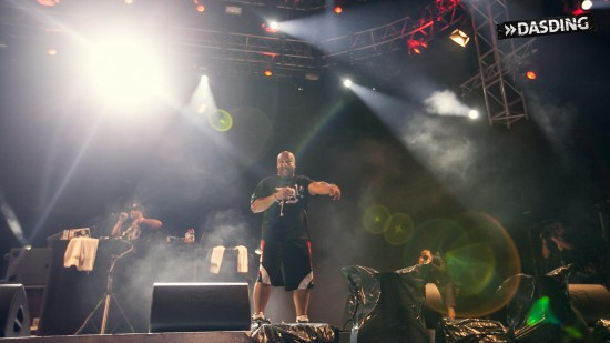 D12 - Live Openair Frauenfeld 2015 (Switzerland 11/07/15) by Dasding Swifty McVay