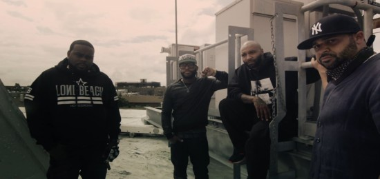 Мировая премьера клипа: Slaughterhouse— «R.N.S.»