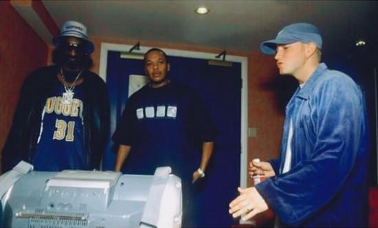 Snoop Dogg Dr. Dre Eminem World Tour 2015