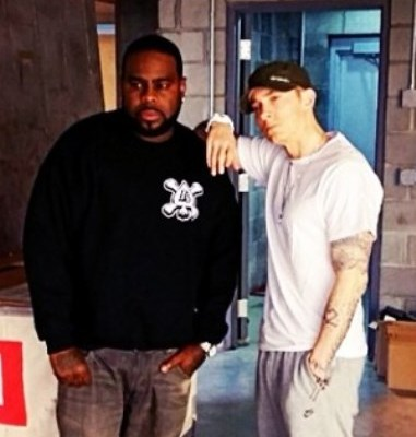 Eminem and Crooked I KXNG Crooked