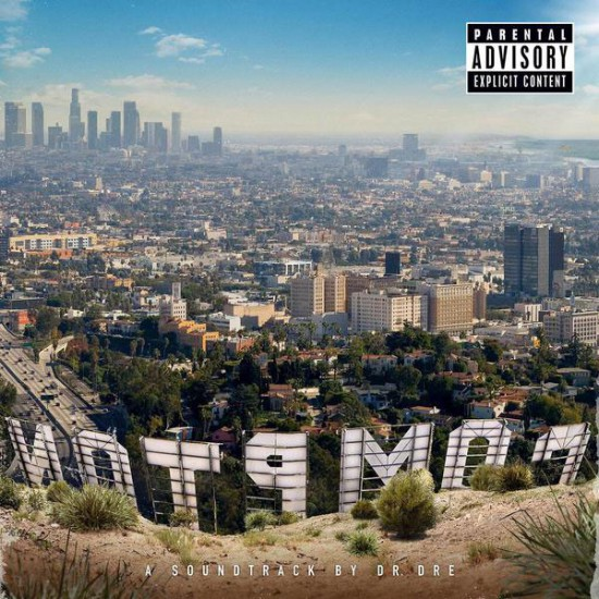 Dr. Dre Compton ASoundtrack ByDr. Dre Cover