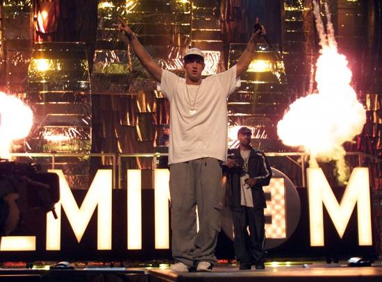 2000 Eminem MTV VMA 4