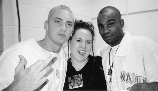 Eminem and Proof