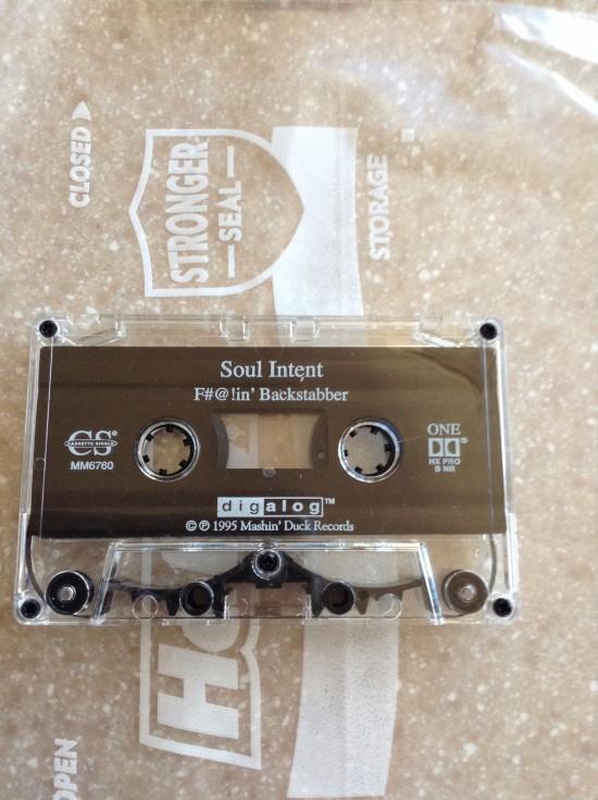 Soul Intent - Fnalin Backstabber Eminem 1995