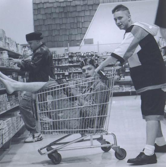 Eminem (тогда он выступал под псевдонимом M&M),  Manix, Chaos Kid. 1990