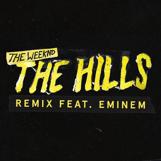 2015.10.11 - The Weeknd feat. Eminem — «The Hills» (Remix)