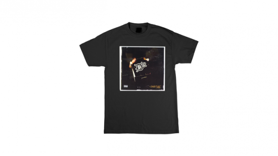 Devils Night Album Art T-Shirt