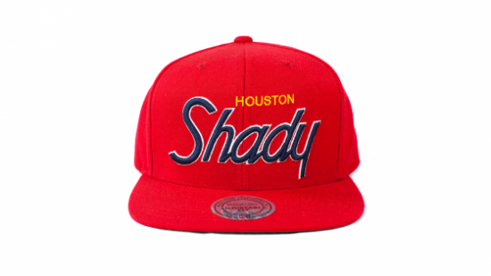 HOUSTON – MITCHELL & NESS X SHADY RECORDS SNAPBACK