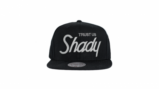 MITCHELL & NESS X SHADY RECORDS SNAPBACK