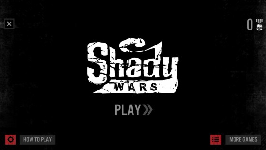 Eminem Shady Wars iPhone Game