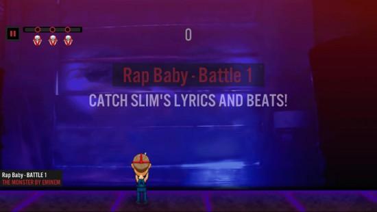 Eminem Shady Wars iPhone Game