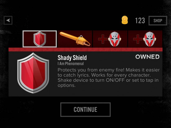 Обзор игры Эминема: Shady Wars против всех