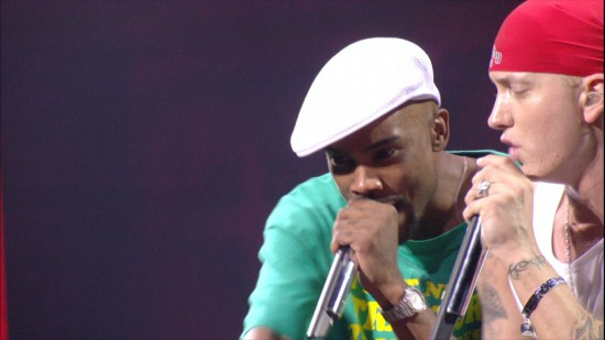 Eminem: Концерт в Нью-Йорке. UltraHD-версия