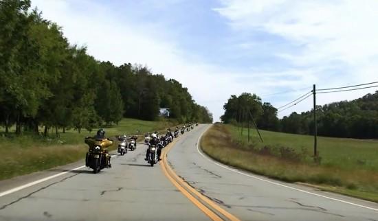 Yelawolf и Harley-Davidson выпустили фильм концертном байк-пробеге по США