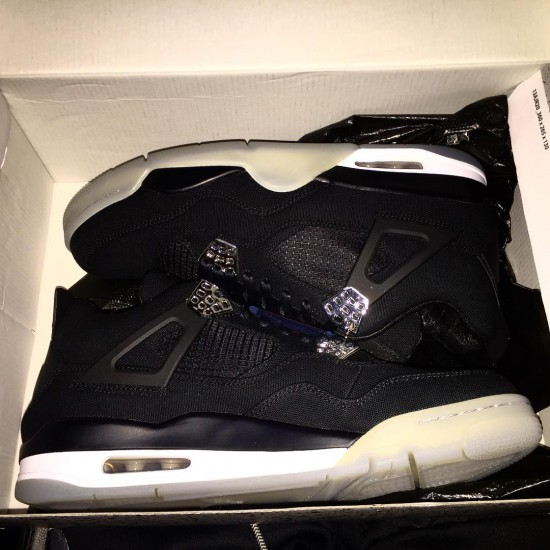 dj whoo kid Eminem Christmas Air Jordan IV 1