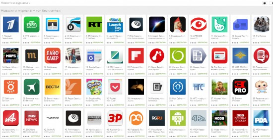 Приложение #EminemPRO для Android дебютировало в Топ-50 Google Play!