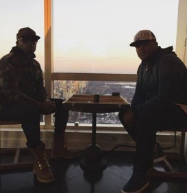 "Royce Da 5'9"" и Mr. Porter Нью-Йорк 2016"