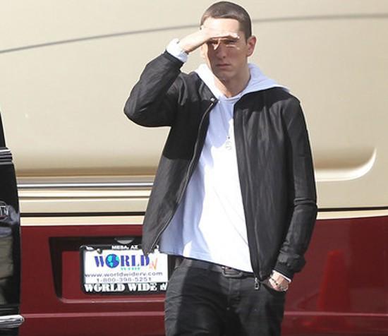 Eminem airport