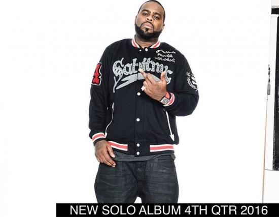 KXNG Crooked анонсировал новый сольный альбом