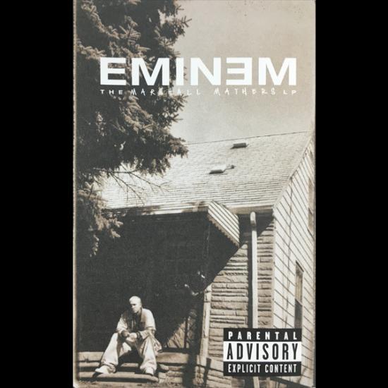 Eminem сообщил, что альбом «The Marshall Mathers LP» будет перевыпущен на кассетах