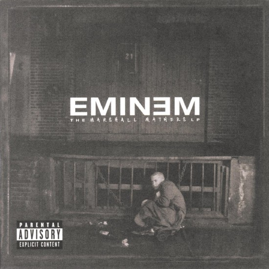 Альбому «The Marshall Mathers LP» исполнилось 16 лет!