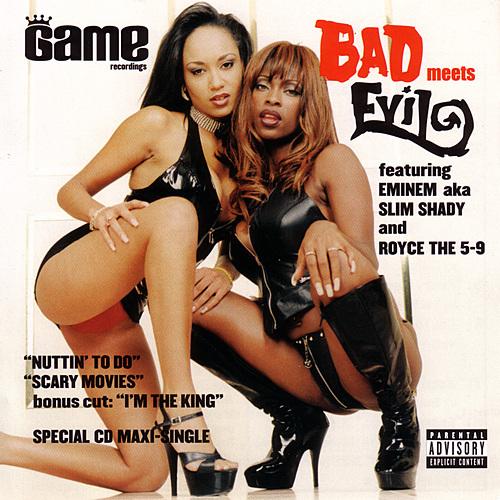 За кулисами «Bad Meets Evil». 1998 год. «Nuttin' To Do»