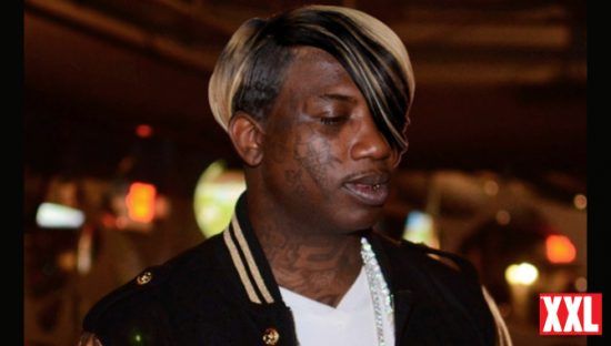 Gucci Mane с причёской, как у Rihanna