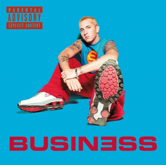 eminem BUSINESS