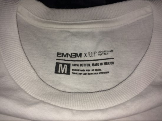 Eminem Mom's Spaghetti T-Shirt 2016