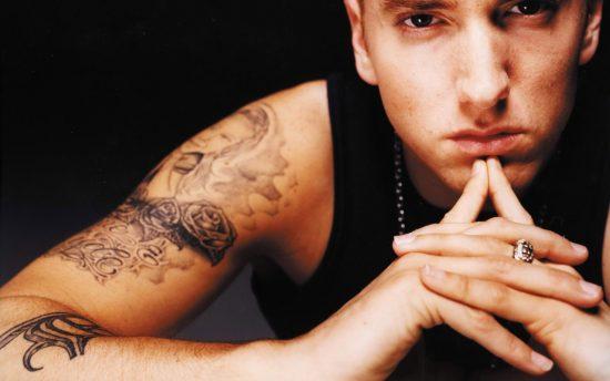 Мужчина мечты: Eminem в своем самом вредном, угрюмом и сексуальном амплуа