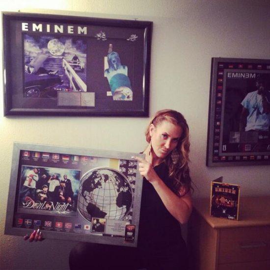 Интервью Дины Рей: «девушка с 13-ого трека»