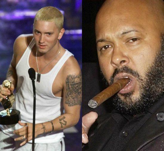 Suge Knight охотился на Eminem'а