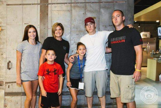 2016.08.25 - Eminem Parker Monhollon Make-A-Wish 2