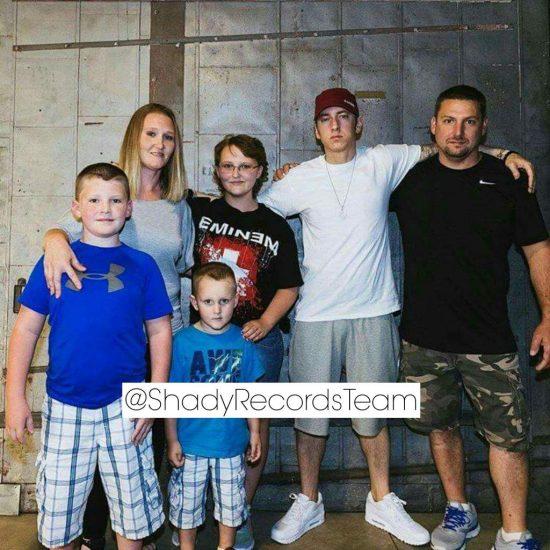 2016.08.25 - Eminem Make-A-Wish