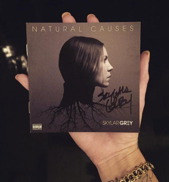 Превью треков и буклета из нового альбома Skylar Grey