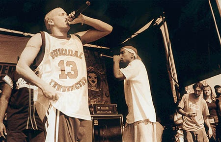 Slim Shady Warped Tour