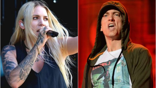 Eminem and Skylar Grey 2016