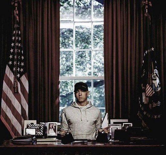 Перевод на русский язык текста трека Eminem'а — «Campaign Speech» («Предвыборная речь»)