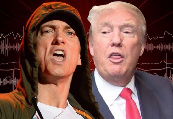 Eminem О сторонниках Trump'a