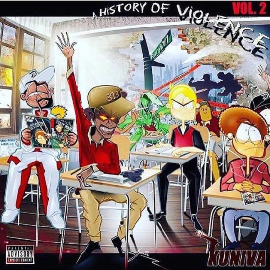 Kuniva History Of Violence Vol 2