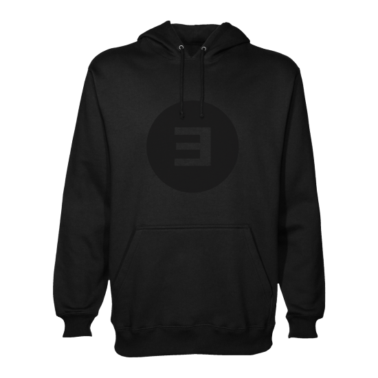 Black Friday Exclusive: Black on Black Hood-E