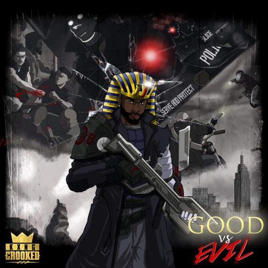 Альбом KXNG Crooked «Good vs Evil» с участием Эминема «слит» в сеть