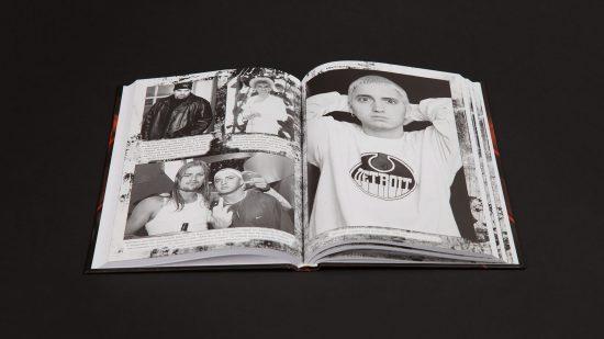Третья глава книги «Eminem. Тёмная история» доступна бесплатно в приложении Eminem.Pro