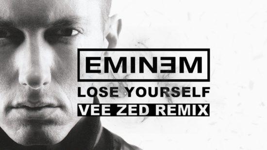 Российский продюсер Vee Zed выпустил ремикс на трек Эминема «Lose Yourself»