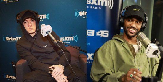 Big Sean обсудил «No Favors» на радиостанции Eminem'a